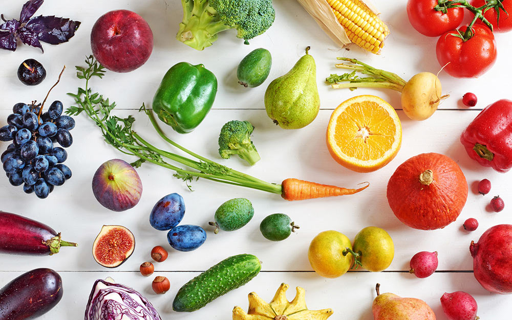 The fruit or vegetable quiz